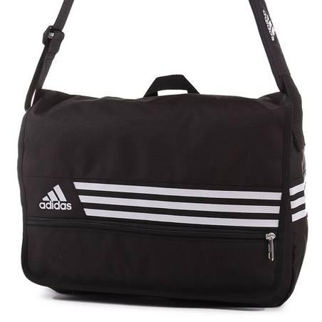 Adidas fekete laptoptartós válltáska #2133