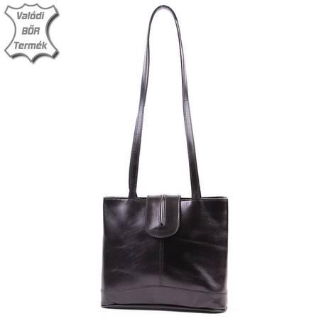 Fekete olasz bőr női táska  2190 f96c8b7eec