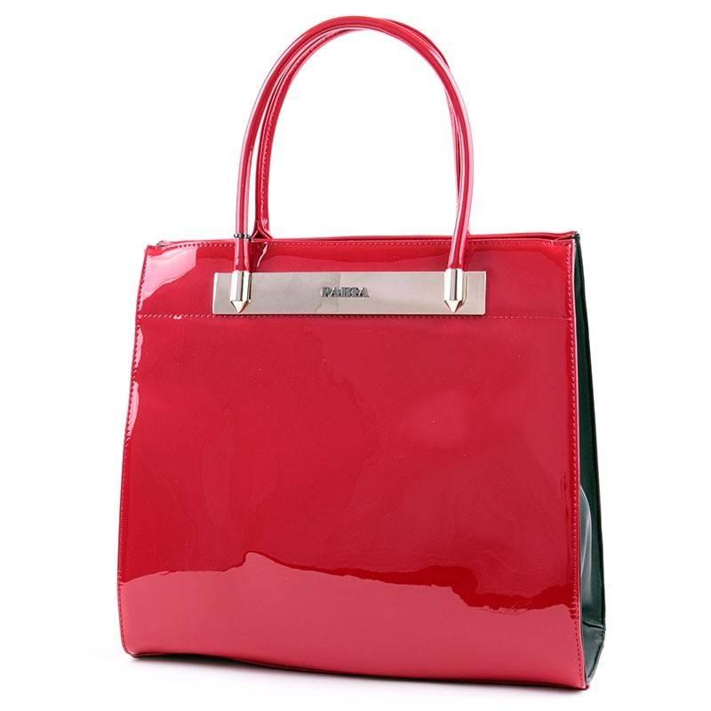 Pabia piros női táska  2432 b82d292f9d