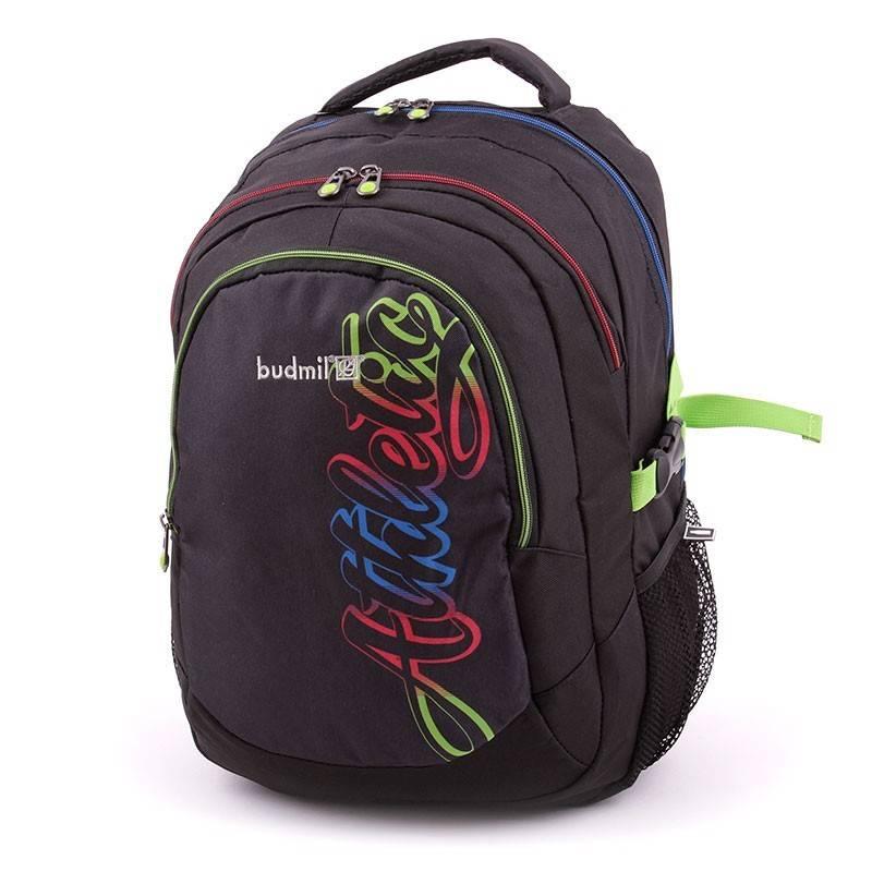 Budmil fekete-mintás hátizsák  2954 76ac9a96a4