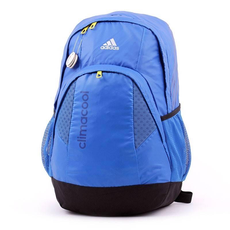Adidas kék laptoptartós hátizsák