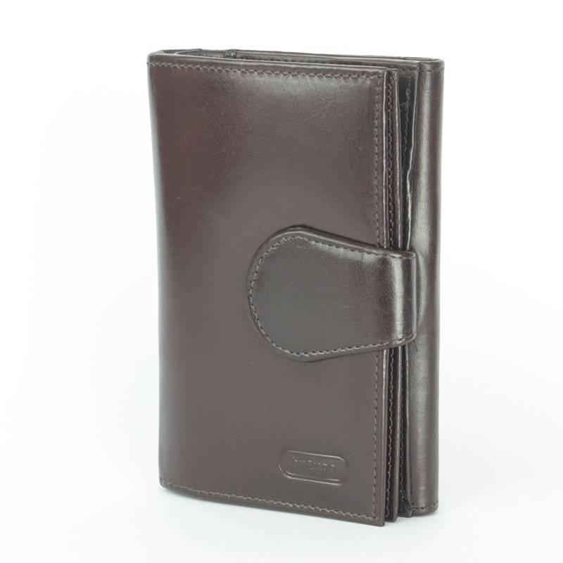 ByLupo barna bőr pénztárca