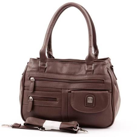 Hernan Bag's Collection barna női táska