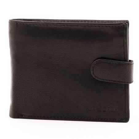 La Scala fekete  férfi bőr pénztárca