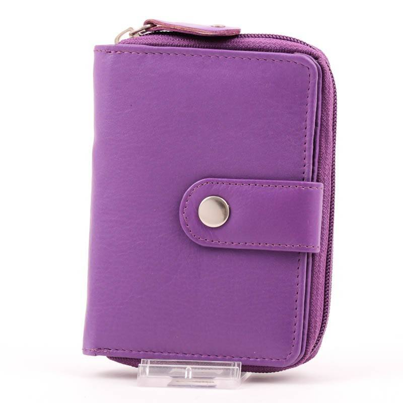 byLupo lila női bőr pénztárca  3244 8a5b7b26e2