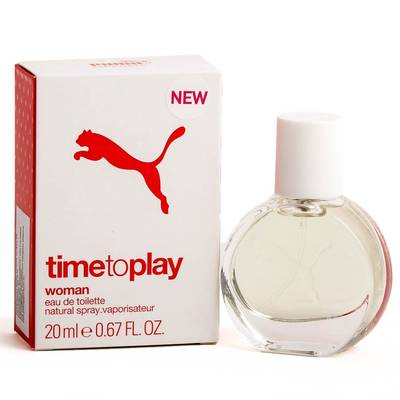 Puma Time to play Woman EDT...