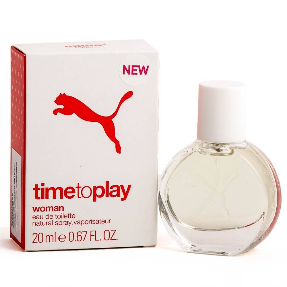 Puma Time to play Woman EDT 20 ml