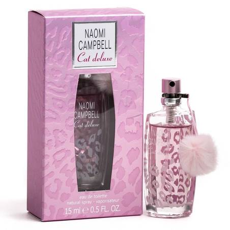 Naomi Campbell Cat deluxe Woman EDT 15 ml