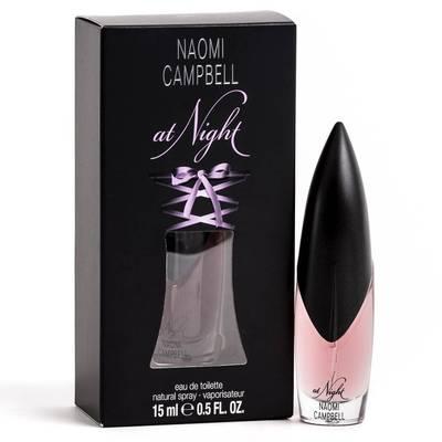 Naomi Campbell at Night...