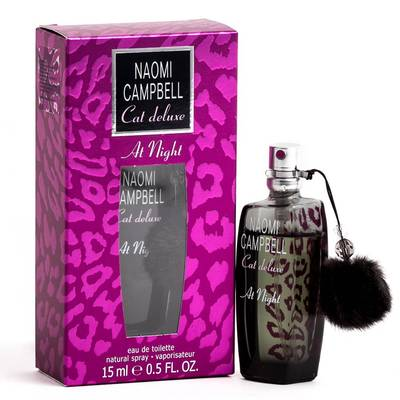 Naomi Campbell Cat deluxe...