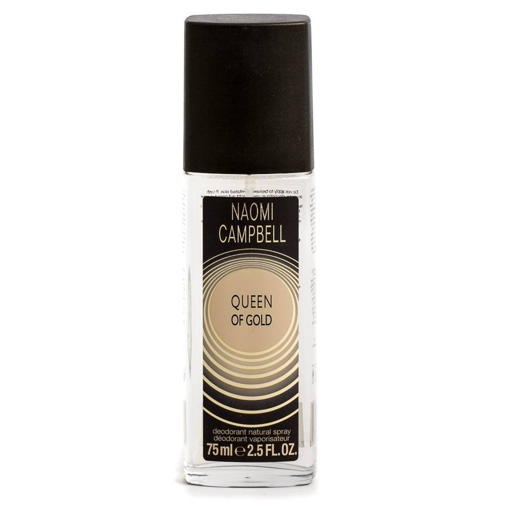 Naomi Campbell Queen of gold Woman Deo 75 ml