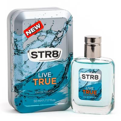 STR8 Live True EDT 50 ml