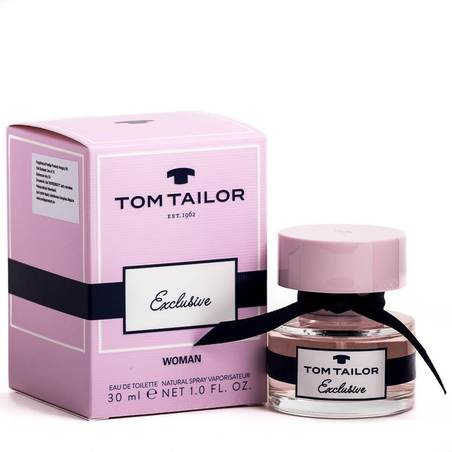 Tom Tailor Exclusive Woman EDT 30 ml