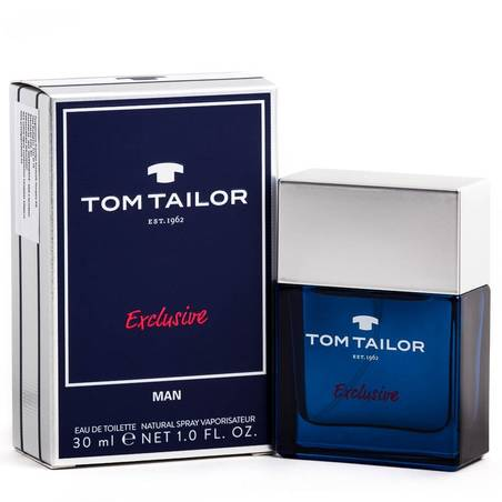 Tom Tailor Exclusive Man EDT 30 ml
