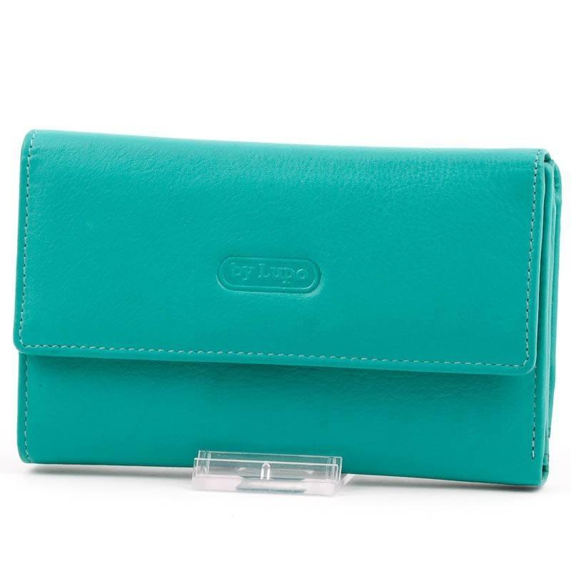 byLupo tűrkíz női bőr pénztárca  2407 cb320b0141