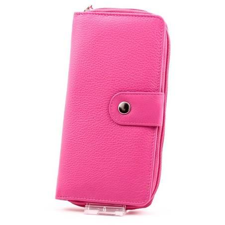 byLupo pink női bőr pénztárca
