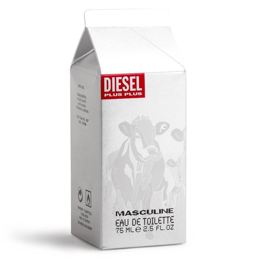 Diesel Plus Plus Feminine edt 75 ml