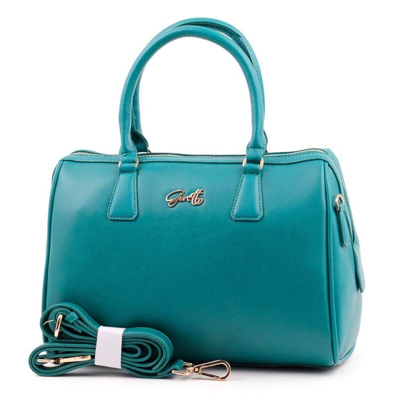 Gorétt türkizzöld női táska