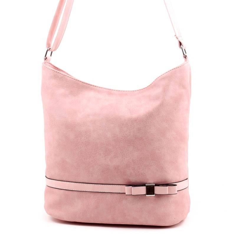 ee3106bda9 Eslee Bags Collection rózsaszín női válltáska #3632