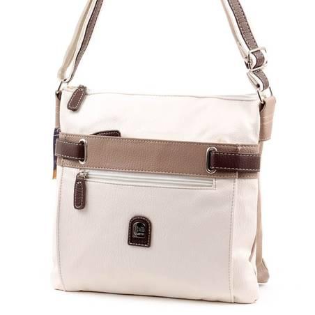 Hernan Bag's Collection fehér-barna női válltáska