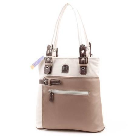 Hernan Bag's Collection fehér-barna női táska