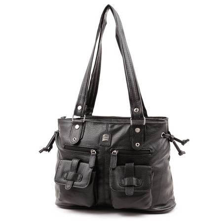 Hernan Bag's Collection fekete női táska