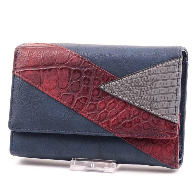 Dudlin kék női pénztárca