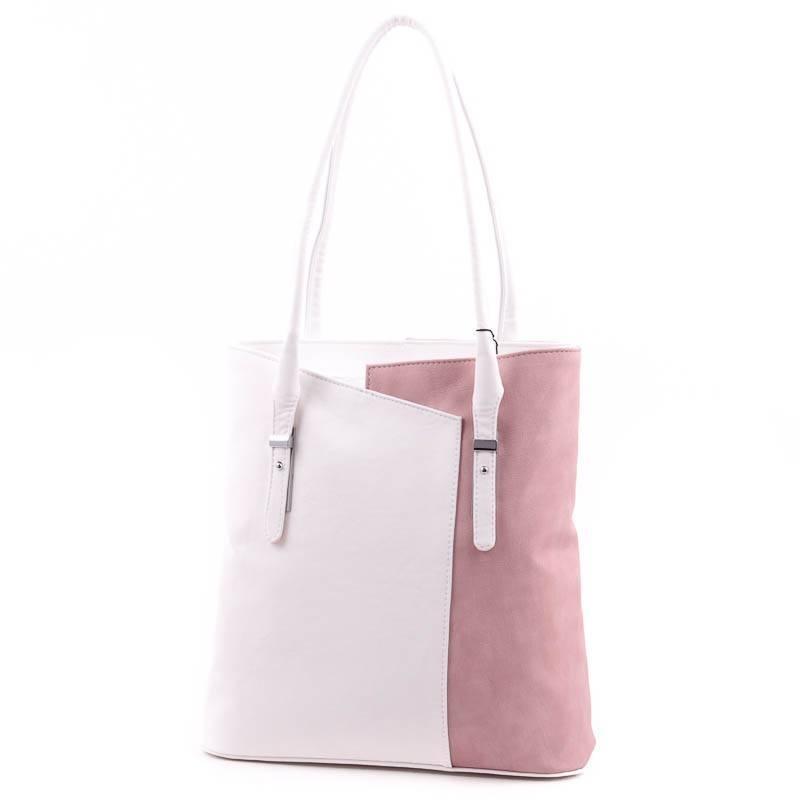 Karen fehér-púder női rostbőr táska  3997 da8fb94591