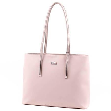 353a70a34714 Diva Collection bézs női rostbőr táska #3945
