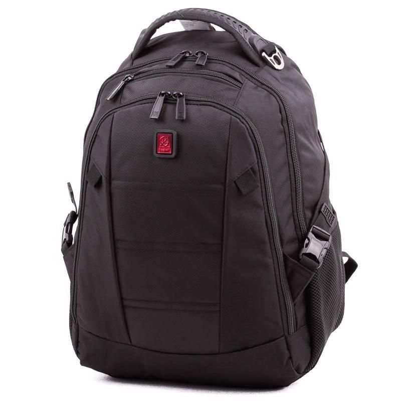 Budmil fekete laptoptartós hátizsák