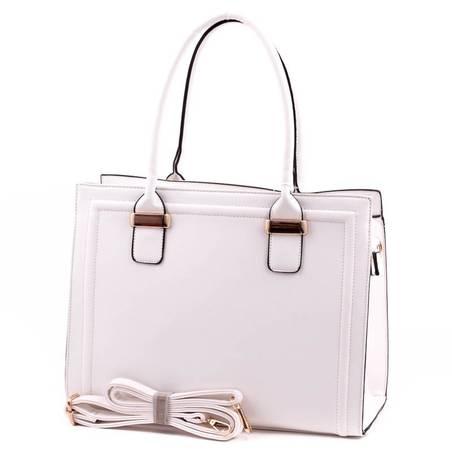 Run Fa fehér női táska