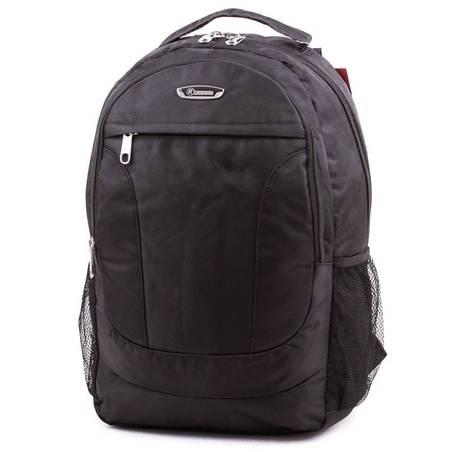 Rowlands fekete laptoptartós hátizsák