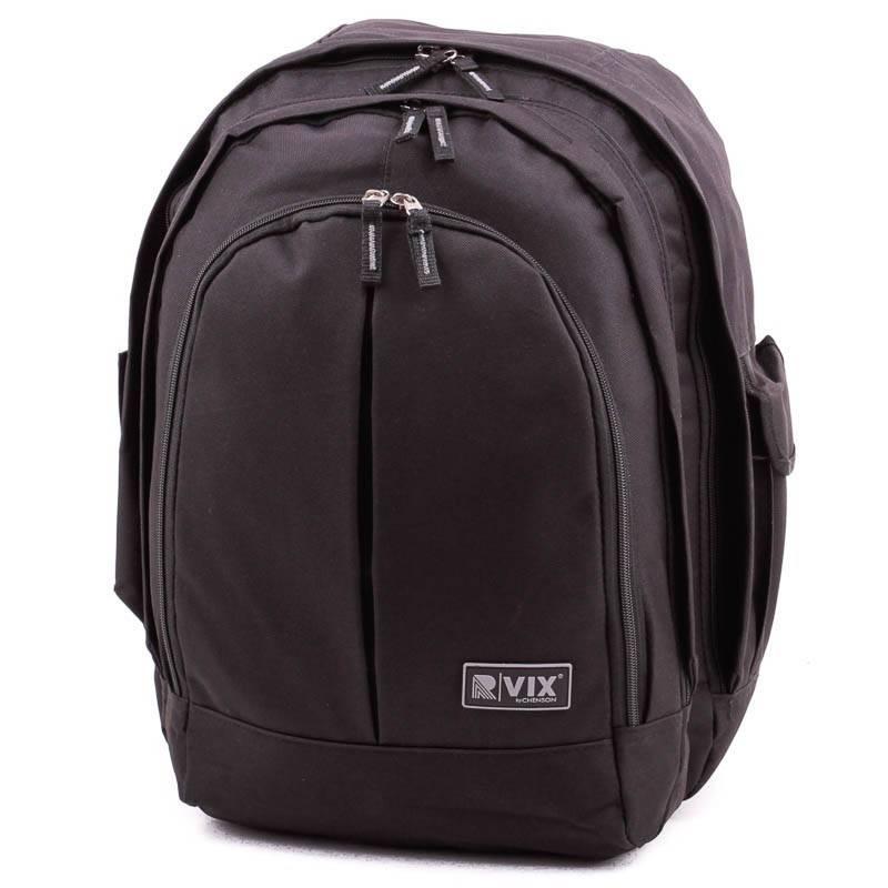 Chenson fekete laptoptartós hátizsák