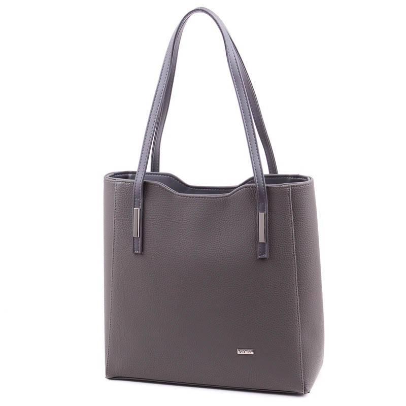 Via55 szürke női táska