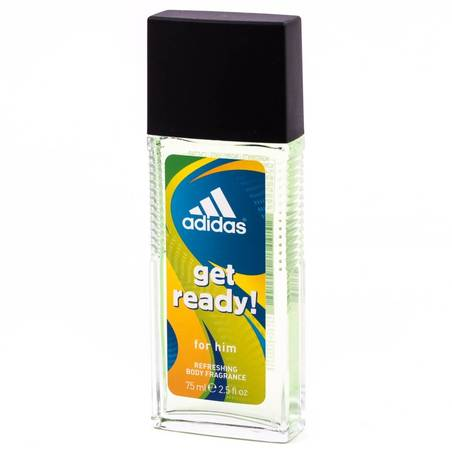 Adidas Get Ready férfi pumpás dezodor 75 ml