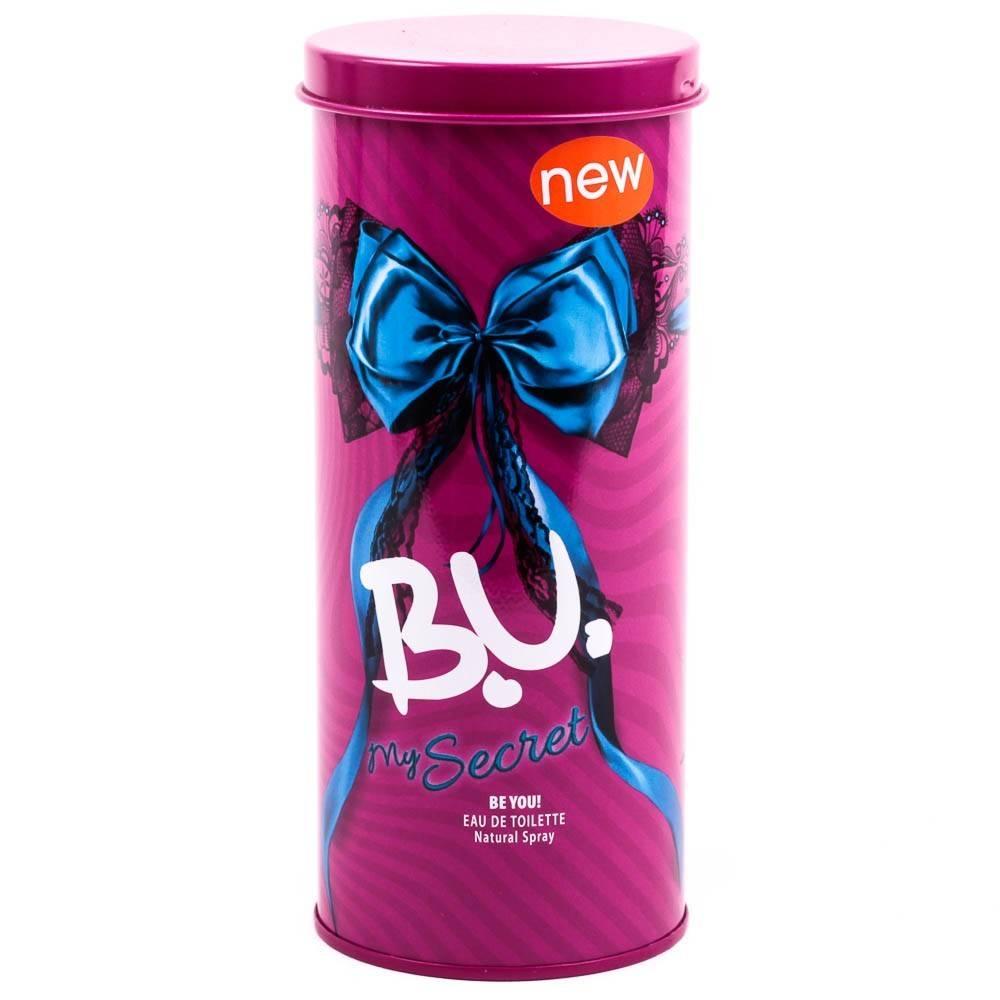 B.U. My Secret női EDT 50 ml