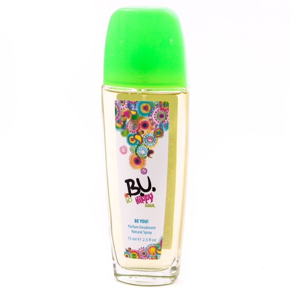 B.U. Hippy Soul női pumpás dezodor 75 ml