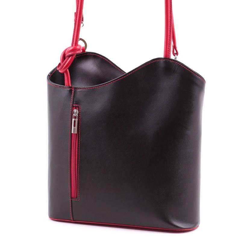 Karen pink női rostbőr táska  1523 54a1df75ee