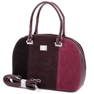 Silvia Rosa barna  női táska