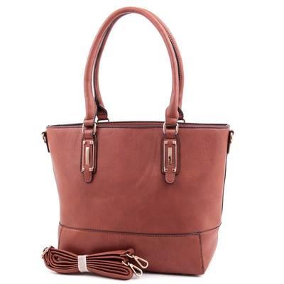 Monica&Co barna női táska