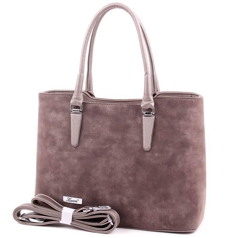 Karen barna-bronz női rostbőr táska  4441 fb6bb86067