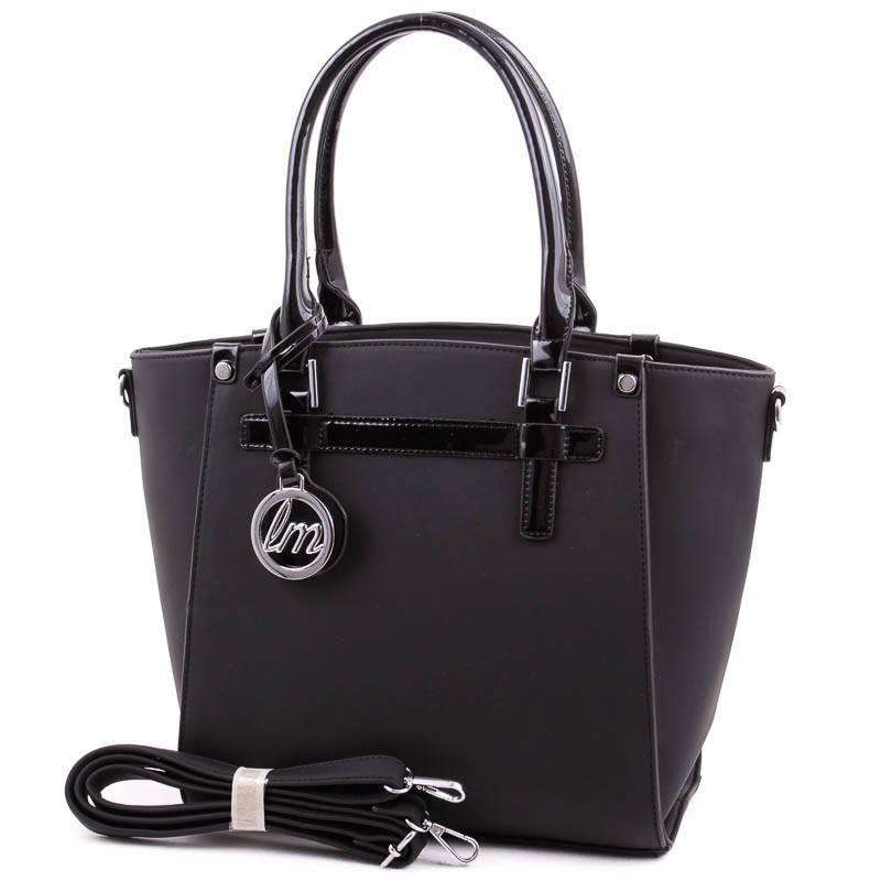 Alexia fekete női táska