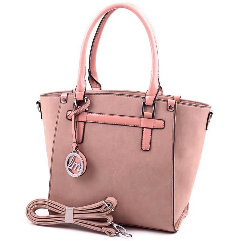 Alexia púder barna női táska