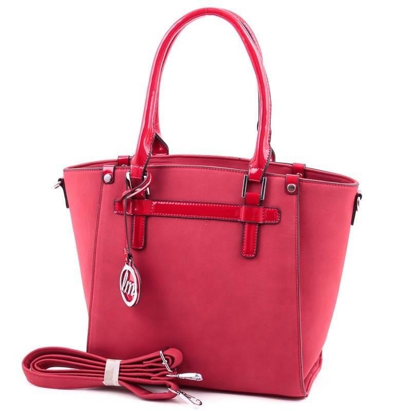 Alexia bordó női táska