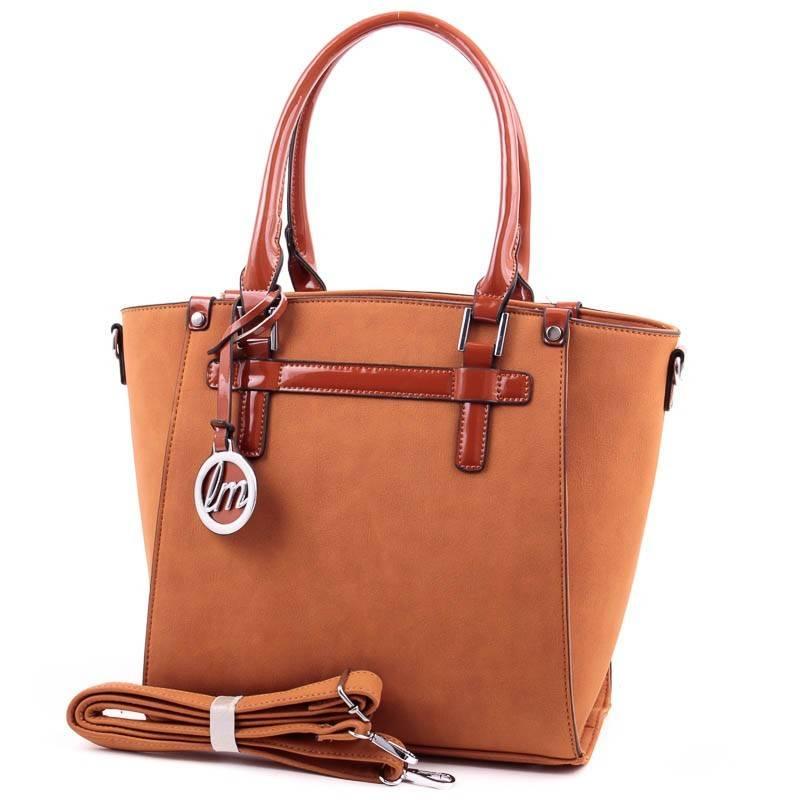 Alexia barna női táska