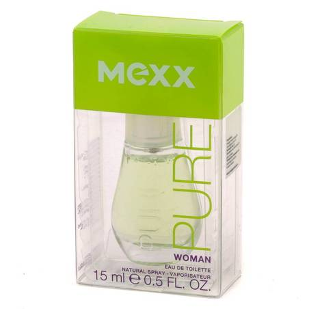 Mexx Pure Woman EDT 15 ml