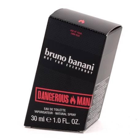 Bruno Banani Dangerous Man férfi EDT 30 ml
