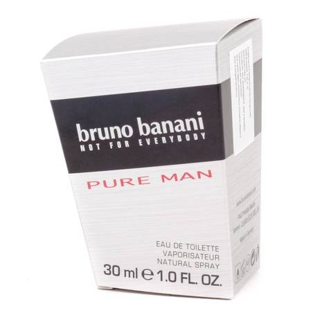 Bruno Banani Pure Man férfi EDT 30 ml