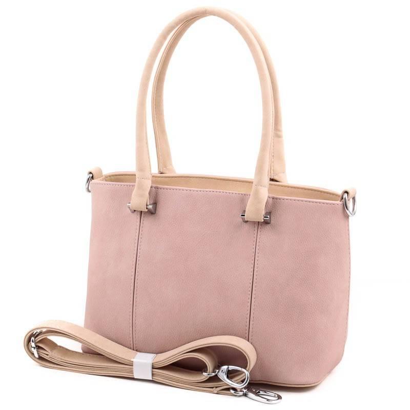 Karen púder-bézs rostbőr női táska  4669 2a7720ba90