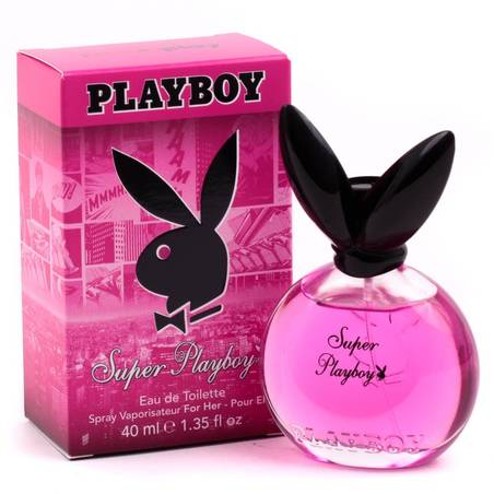 Playboy Super Playboy női EDT 40 ml